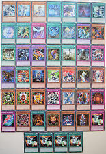 YuGiOh RIVALS OF THE PHARAOH DUELIST PACK DPRP - SINGLE & 3 CARD PLAYSETS