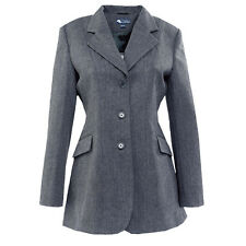 DUBLIN CHILDS CANBERRA TWEED WOOL BLEND SHOW HACKING HORSE RIDING SHOWING JACKET