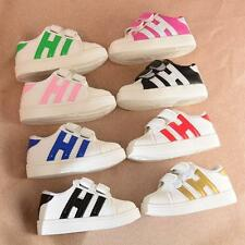 8 Colors Boys Girls Non-Slip Fashion Baby Casual Shoes Kids Children Flat Sports