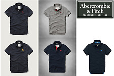 New mens Polo shirts Abercrombie & Fitch tops by Holister size S M L XL XXL