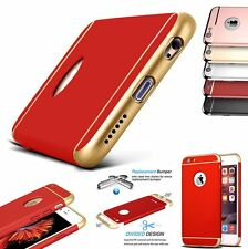 Luxury Ultra Thin Shockproof Hybrid Rubber Hard Case Cover For iPhone 6S 7 Plus
