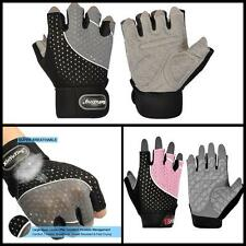 Weight Lifting Gloves for Women Men Workout Gym Fitness Cross Exercise Hand Kit