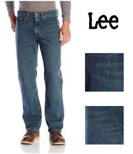 NEW LEE Mens Premium Select Regular-Fit Straight-Leg Jean, VARIETY Wash and Size
