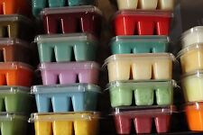 Scentsy Bars 3.2oz wax scents Spring and Summer Scents Brand New - FREE SHIP