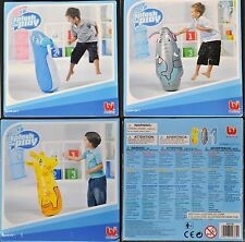 Bestway Inflatable  Boxing Stand-Up Punching Bop Bag Roly Poly Kids Toy 3 Design