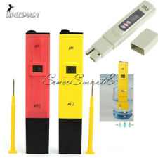 Digital PH Meter + TDS Tester Aquarium Pool Hydroponic Water Monitor 0-9999 PPM