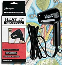 RANGER HEAT GUN TOOL HEAT IT WITH OR WITHOUT SWEET DIXIE EMBOSSING POWDERS