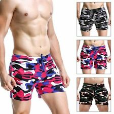 Board Shorts Camo Box Boardshorts Surf Beach Swim Shorts Swimwear Trunks Pants