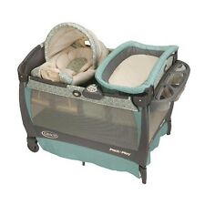 Graco Pack 'n Play With Cuddle Cove Rocking Seat - NEW Bassinet Changing Table