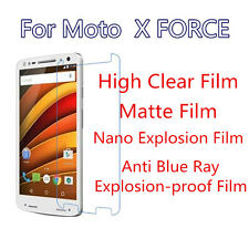 3pcs For Moto  X FORCE Protect Eye Anti Blue Ray,Anti Explosion Screen Film