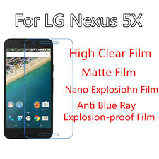 3pcs For LG Nexus 5X Protect Eye Anti Blue Ray,Anti Explosion Screen Film