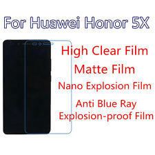 3pcs For Huawei Honor 5X Protect Eye Anti Blue Ray,Anti Explosion Screen Film