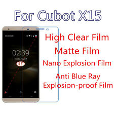 3pcs For CUBOT X15 Protect Eye Anti Blue Ray,Anti Explosion Screen Film
