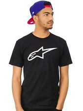 Alpinestars Black-White Ageless Classic T-Shirt