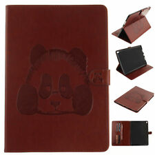 """New Lovely Cute Panda Flip PU Leather Card Stand Wallet Case For iPad Pro 10.5"""""""