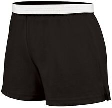 Augusta Cheerleading Warm-Up Short (987) Discontinued Stock.