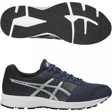 Asics Patriot 8 Mens Blue Silver T619N 5093 Running Shoes Size UK 7 - 13 FSO