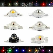 3W LED RGB Infra Beads Lamp Diodes High Power Epistar Chip Light Multi-Color BS5