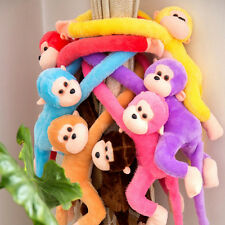 Children Baby Kids Soft Plush Toys Cute Long Arm Monkey Stuffed Animal Doll Gift