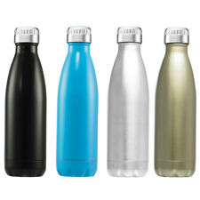 Avanti 1L Water Thermo Insulated Bottle/24h Cold/12h Hot/Drink/Dual Wall/ S/S