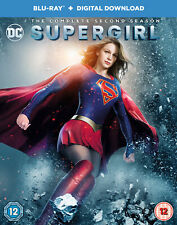 Supergirl Season 2 [2017] (Blu-ray)