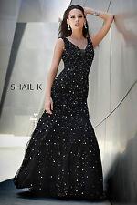 Shail K Prom Long Dress Formal Homecoming Evening Gown