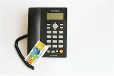 New Corded Telephone  Wall Phone /Desktop Telephone for Home/Hotel/Office 885