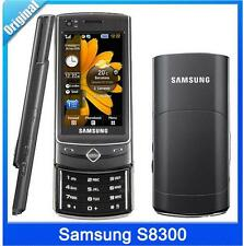 "Unlocked Samsung S8300 3G Slider Mobile Phone 2.8"" Touch Screen 8.0MP Camera"