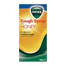 Vicks Cough Syrup With Honey 120ml 1 2 3 6 12 Packs