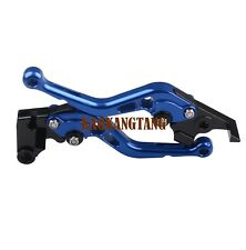 Blue Brake Clutch Levers for Yamaha YZF R1/M R3 R6 600R 750R 1000R R15 R125 R25