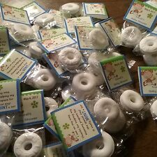 50 Baby Shower Favors Complete LIFESAVER Mints Personalized Baby Monkey