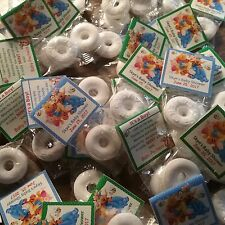 Baby Shower Favors 50 Complete LIFESAVER Mints Personalized Winnie The Pooh