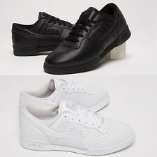 NEW AUTHENTIC MEN'S FILA original fitness PERF 1VF80149 ALL BLACK OR ALL WHITE