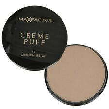 Max Factor Creme Puff - Medium Beige 41  1 2 3 6 12 Packs