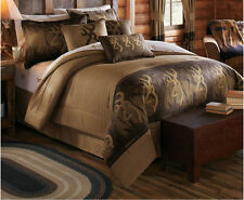 Browning Oak Tree Comforter Set with Sheet and Curtain Option~~ FREE SHIP