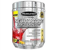 MUSCLETECH - NEUROCORE PRE-WORKOUT / 50servings / ProSeries Super Concentrated