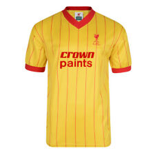 Official Retro Liverpool FC 1982 Away Retro Football Shirt 100% POLYESTER