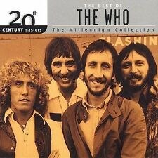 20th Century Masters - The Millennium Collection: The Best of The Who by The Who