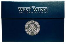 The West Wing: The Complete Series Collection On DVD, John Spencer, Allison J