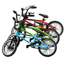 Alloy mini Finger Mountain Bikes BMX Fixie Bicycle Toy Creative Gift For Boys