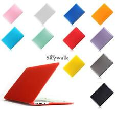 """New Good Crystal Hard Shell Case Cover For Mac Book Pro 15"""" 11 Colors SYL6"""