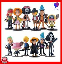 Hot sale Cute Mini One Piece Figure PVC Action Figures brinquedos Collection Toy