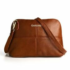 Women New Fashion Stylish Black And Brown Color Pu Leather Shoulder Bag