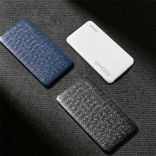 5000mAh Mobile Power Bank Pack External Portable Battery Charger for Cell Phone
