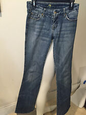 SEVEN FOR ALL MANKIND JEANS  PANTS, SIZE 26!!! FARNASS