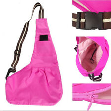 Pet Sling Carrier Bag Tote Carry Strap Dog Cat Puppy Pouch Travel S M L New