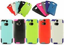 OEM Original Otterbox Commuter Series Build Your Case for HTC One M8