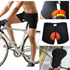 New 3D GEL Padded Bike Bicycle Cycling Underwear Shorts Pants soft Seat Cover RF