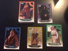 2017 Topps Star Wars Galactic Files Reborn Color Parallel Pick CHOICE from List