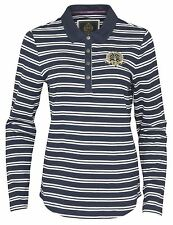 Toggi Bassington Ladies Horse Riding Equestrian Country Striped Rugby Shirt